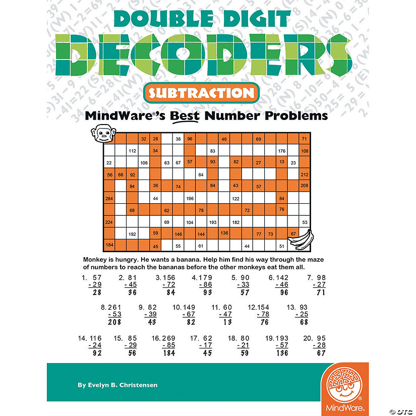 Double Digit Decoders: Subtraction Image Thumbnail