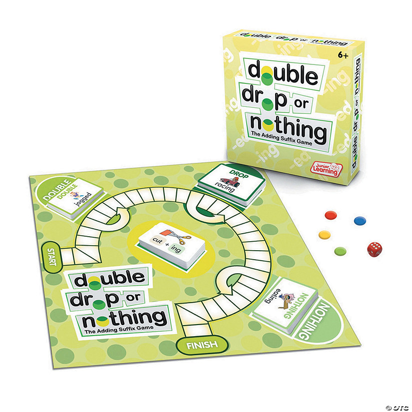 Double, Drop or Nothing Board Game Audio Thumbnail