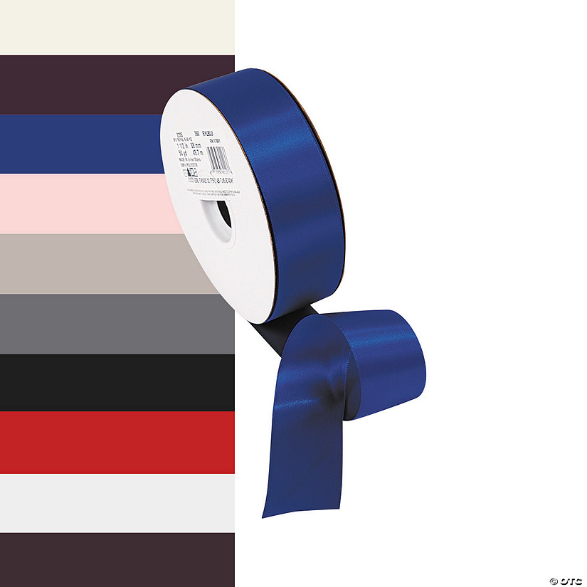 Double Faced Satin Ribbon - 1 1/2""