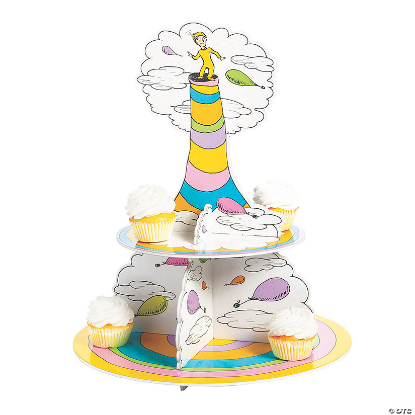 Dr. Seuss™ Oh, the Places You'll Go! Cupcake Stand Image Thumbnail
