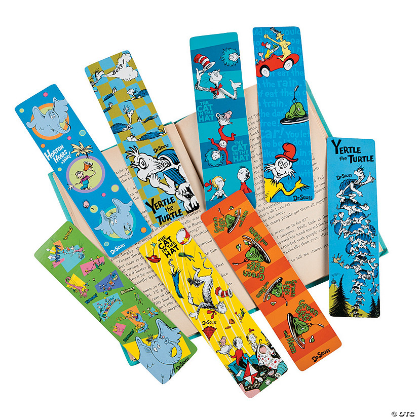 Dr. Seuss™ Bookmarks Audio Thumbnail