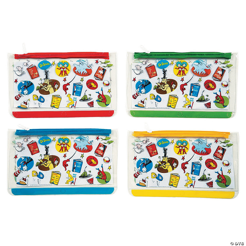 Dr. Seuss™ Pencil Cases Audio Thumbnail