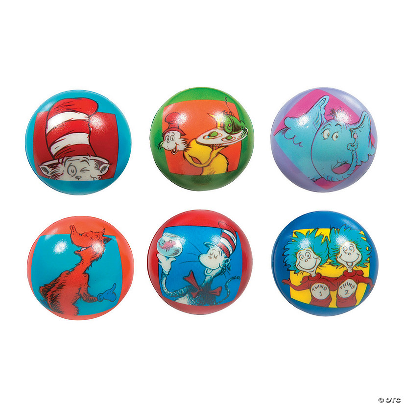 Dr. Seuss™ Stress Balls Audio Thumbnail