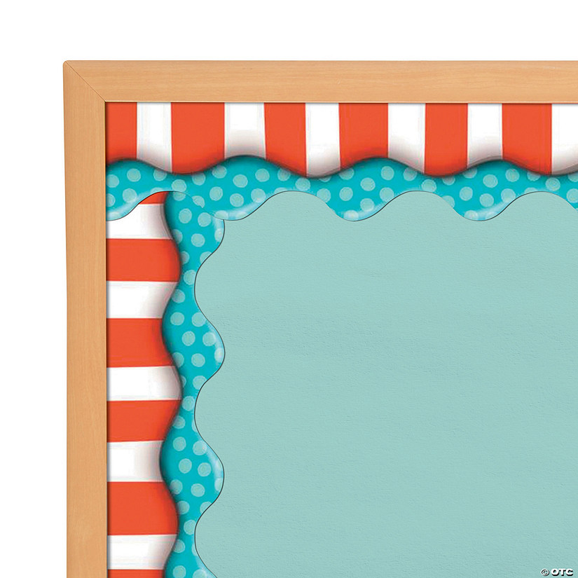 Dr. Seuss™ Wide Bulletin Board Border Audio Thumbnail