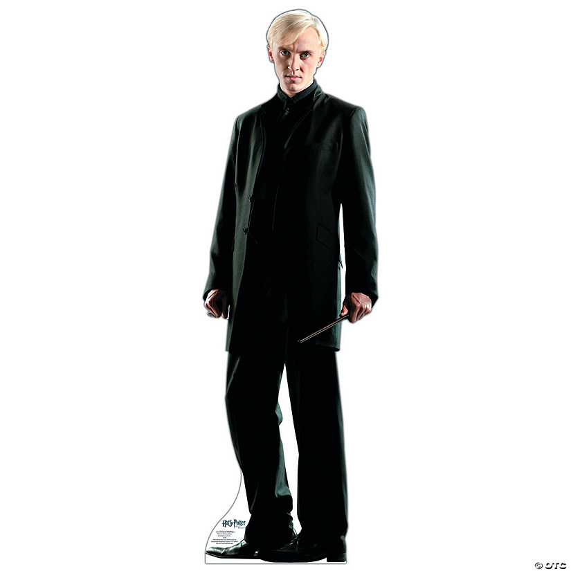 Draco Malfoy - Deathly Hallows Cardboard Stand-Up