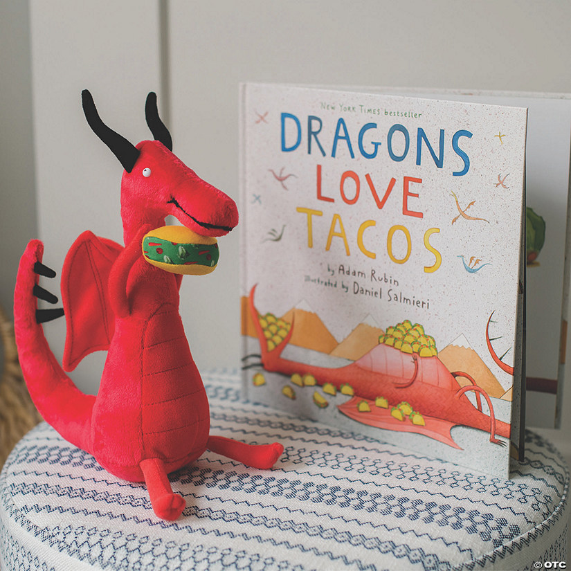 Dragons Love Tacos Deluxe Gift Set Image Thumbnail