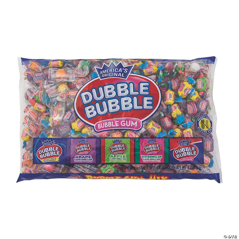 Dubble Bubble® Favorites Assorted Candy Audio Thumbnail
