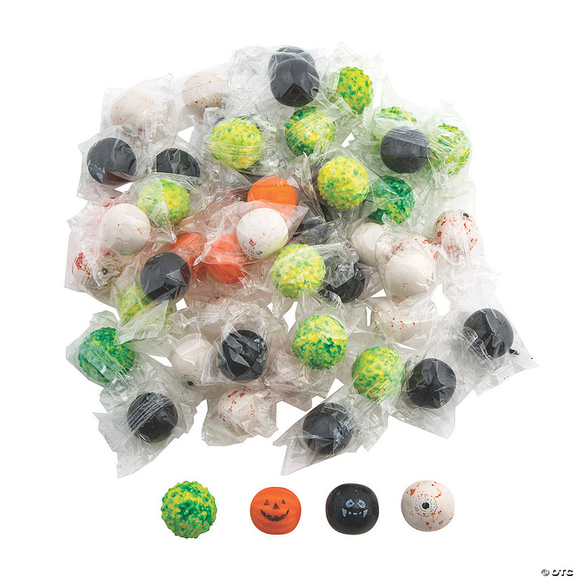 Dubble Bubble<sup>®</sup> Halloween Combo Bubble Gumballs
