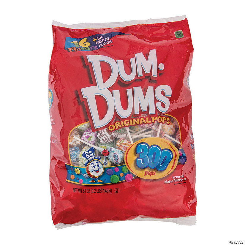 Dum Dum<sup>&#174;</sup> Lollipops Big Pack Audio Thumbnail