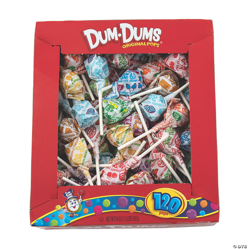 Dum Dum<sup>&#174;</sup> Lollipops Audio Thumbnail