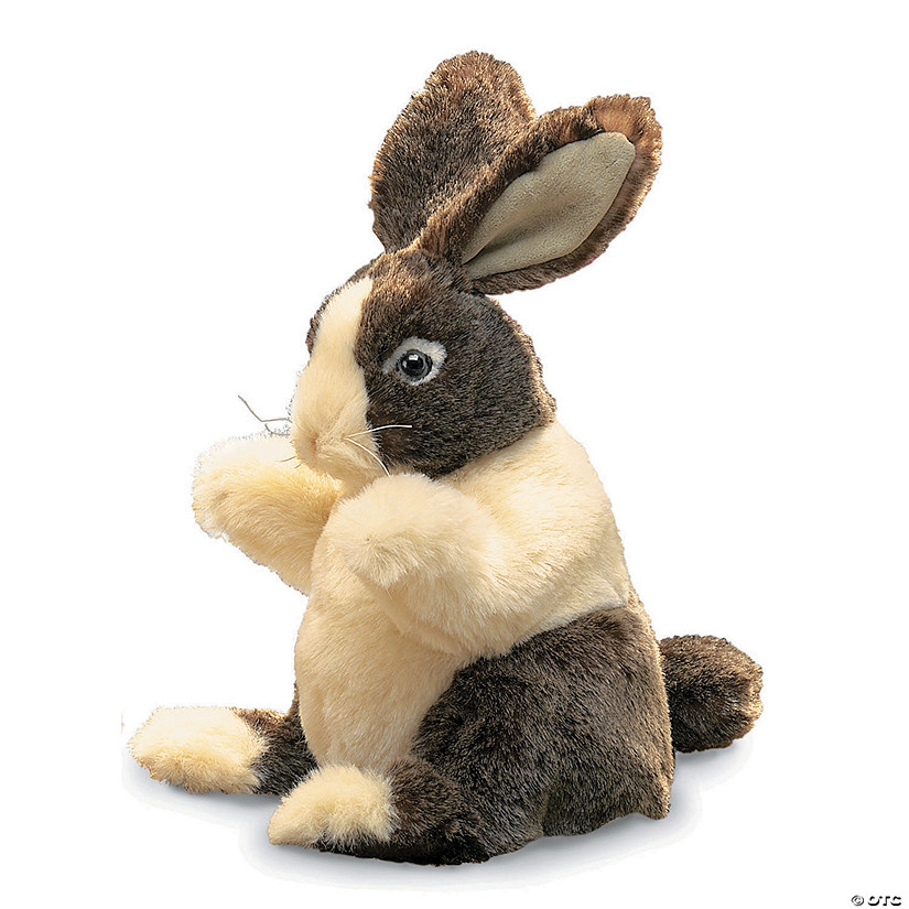 Dutch Baby Rabbit Hand Puppet