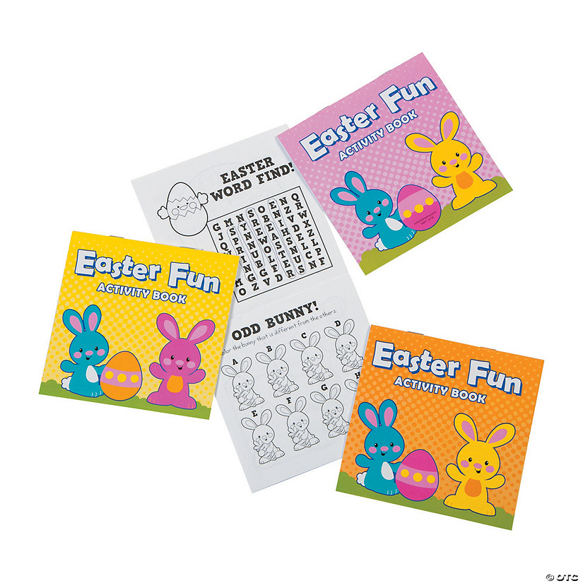 Easter Activity Books Audio Thumbnail