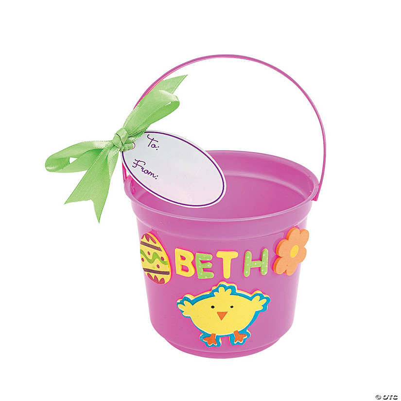 Easter Basket Craft Kit Image Thumbnail