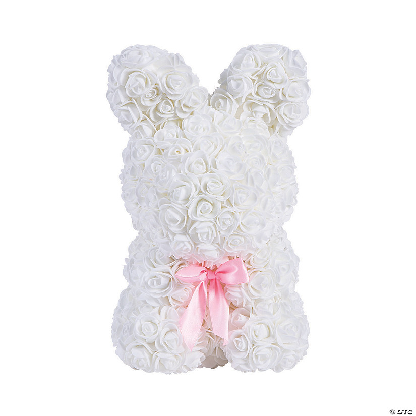 Easter Bunny Floral Tabletop Décor Audio Thumbnail