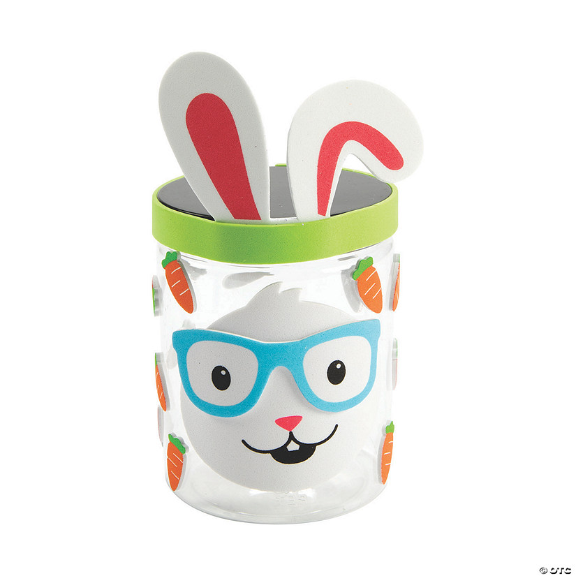 Easter Bunny Jar Craft Kit Image Thumbnail
