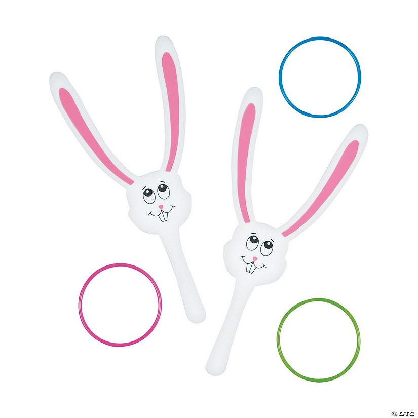 Easter Bunny Ring Toss Game Audio Thumbnail