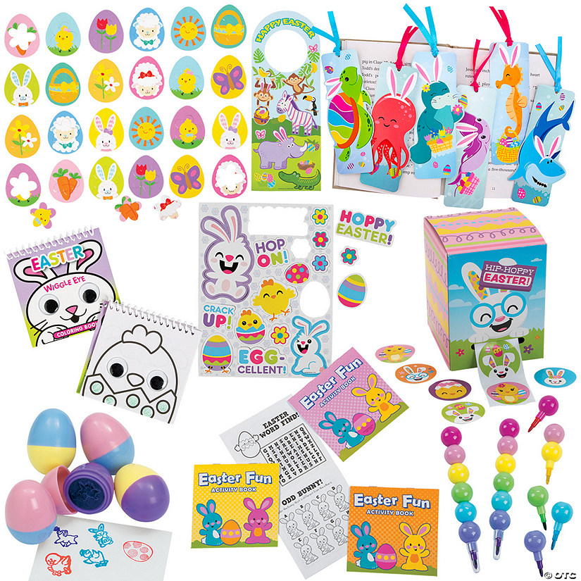 Easter Busy Family Kit Image Thumbnail