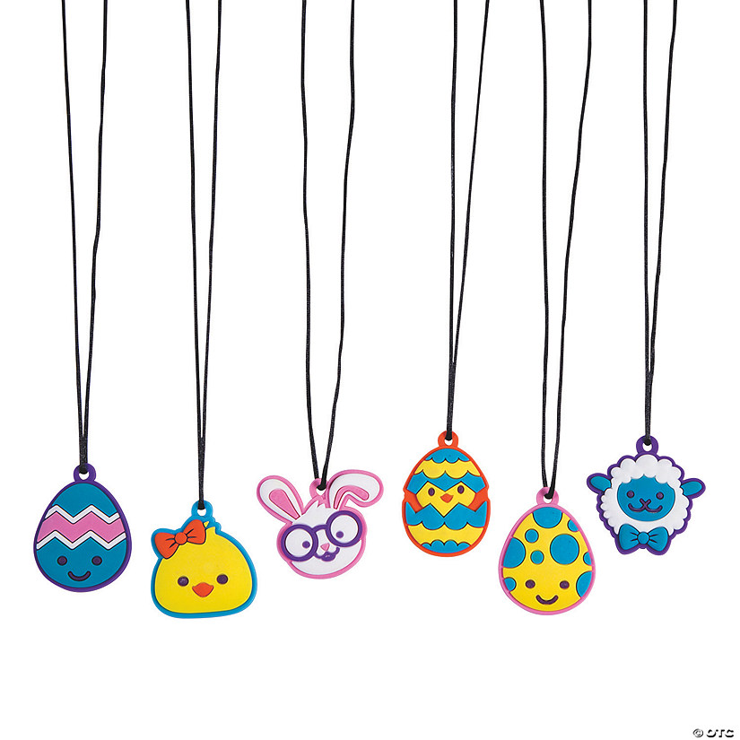Easter Character Necklaces Audio Thumbnail