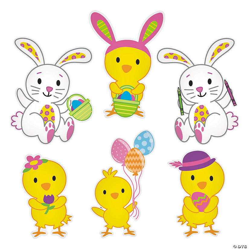 Easter Cutouts Audio Thumbnail