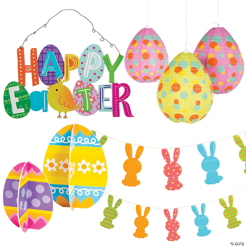 Easter Decorating Kit Image Thumbnail