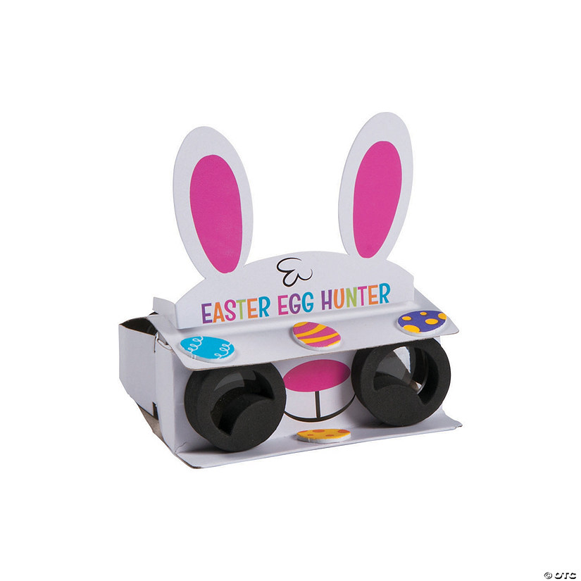 Easter Egg Hunt Binoculars Craft Kit Audio Thumbnail