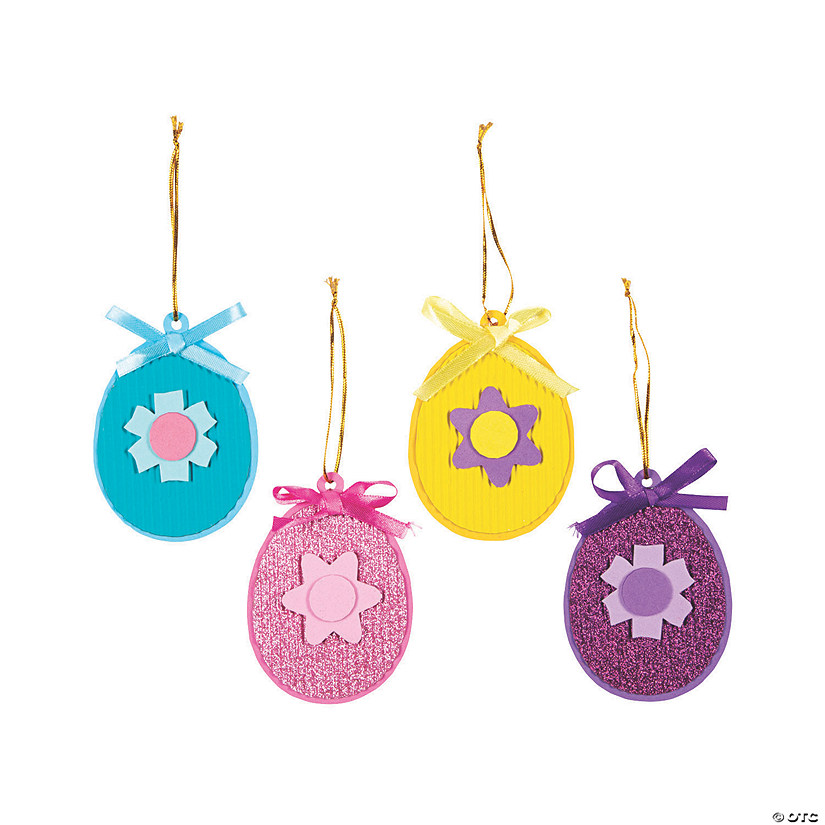 Easter Egg Ornament Craft Kit Audio Thumbnail