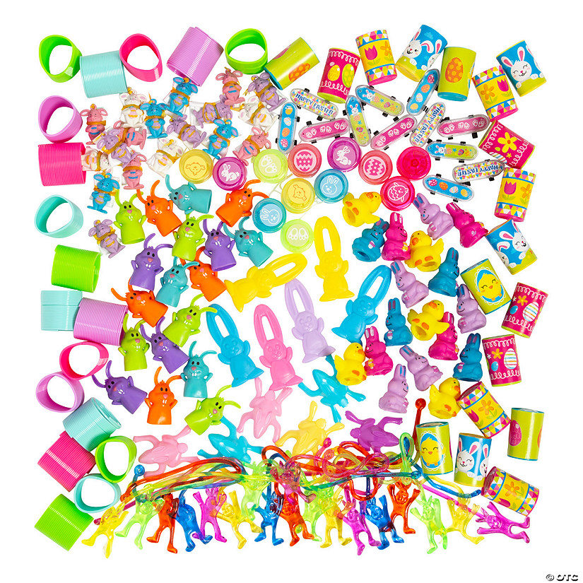 Easter Egg Toy Filler Assortment