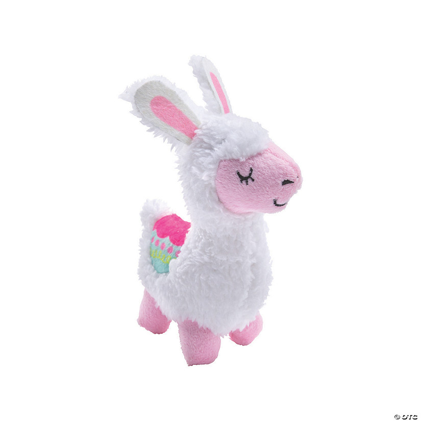 Easter Long-Eared Stuffed Llamas Audio Thumbnail