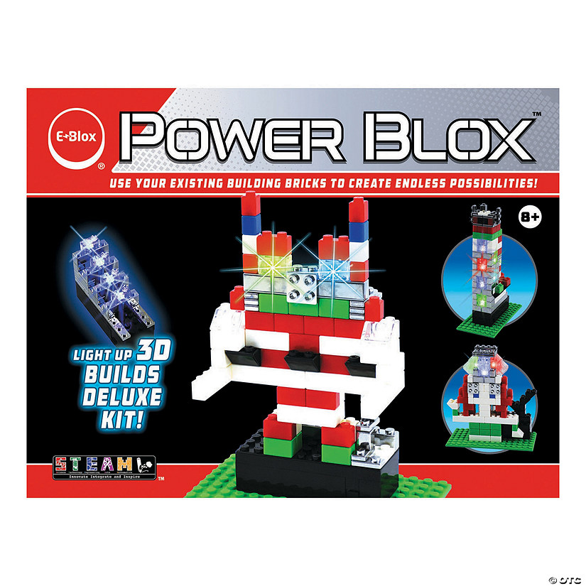 Eblox Power Blox Builds Deluxe