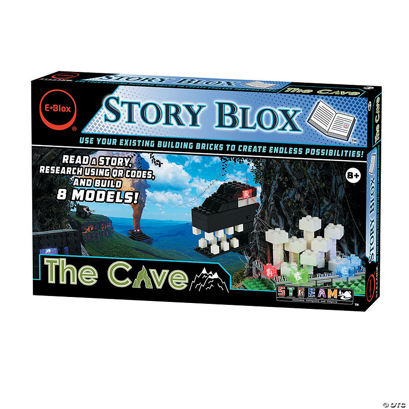 Eblox Stories: The Cave Audio Thumbnail