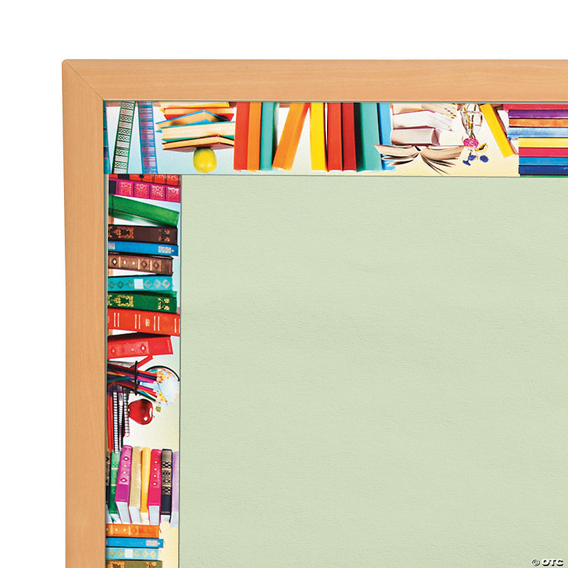 Edupress® Book Parade Bulletin Board Borders