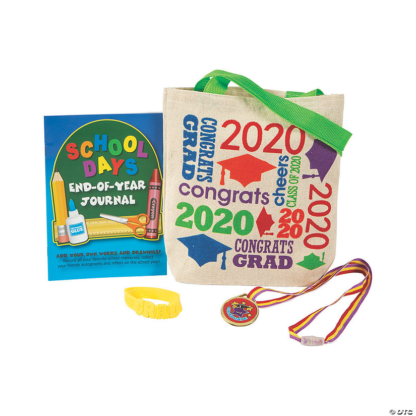 Elementary Graduation Student Swag Bag (30 Students)