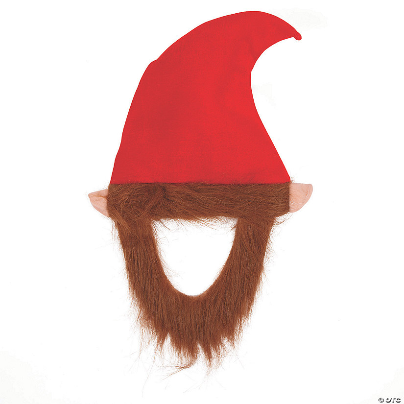 Elf Hat with Ears, Hair & Beard Audio Thumbnail