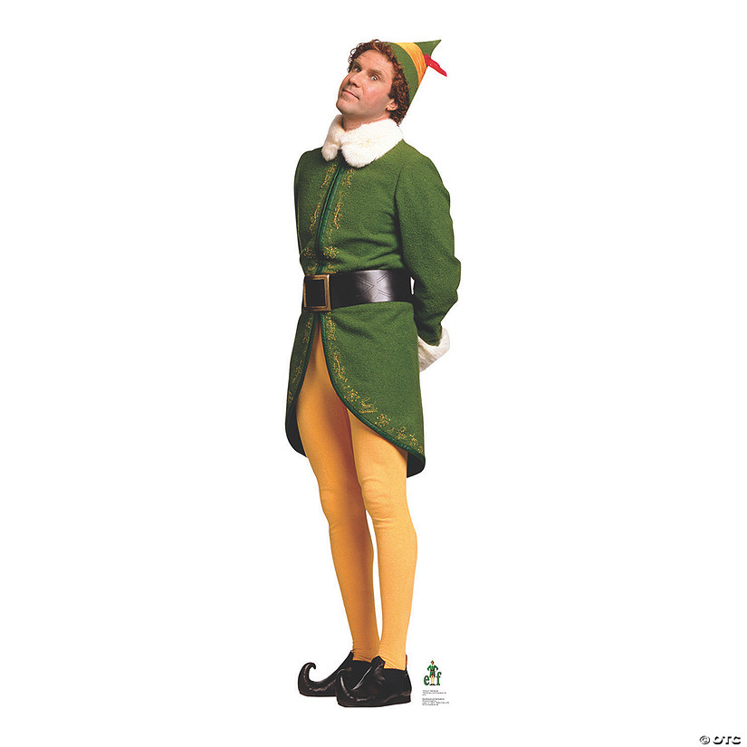 Elf™ Will Ferrell as Concerned Buddy Elf Stand-Up Image Thumbnail