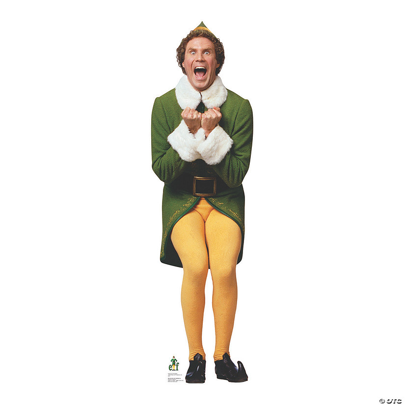Elf™ Will Ferrell as Excited Buddy Elf Stand-Up Audio Thumbnail