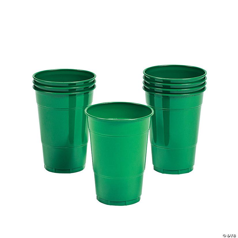 b482bc86d94 Emerald Green Plastic Tumblers Audio Thumbnail