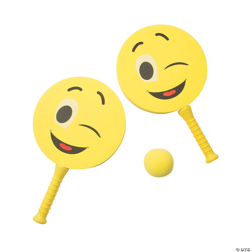Emoji Paddle Game Set Audio Thumbnail