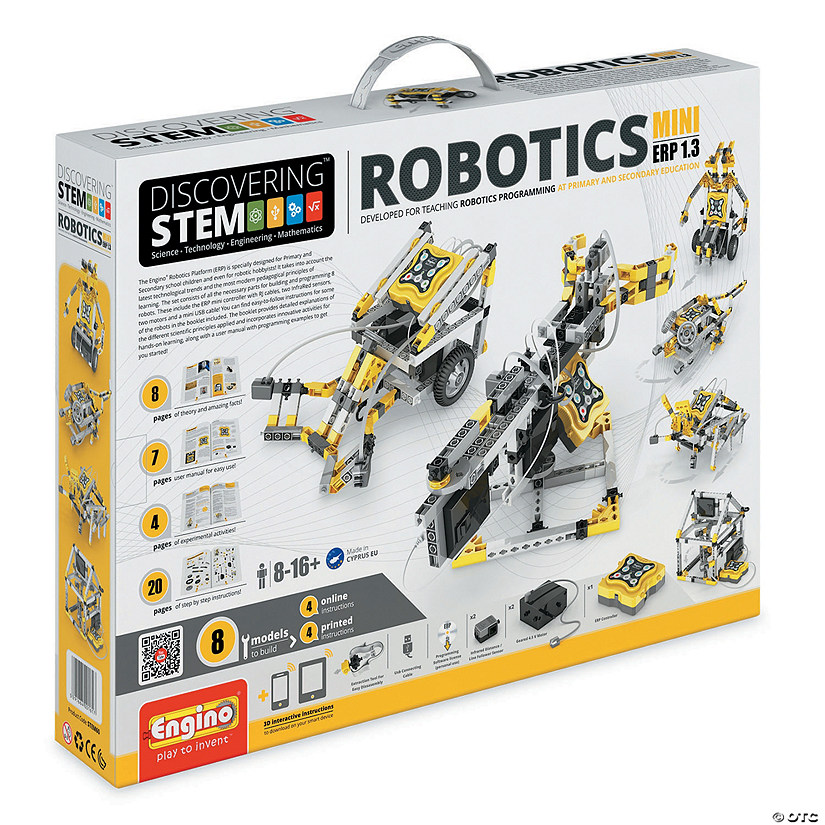 Engino STEM Robotics Mini ERP 1.3 Image Thumbnail