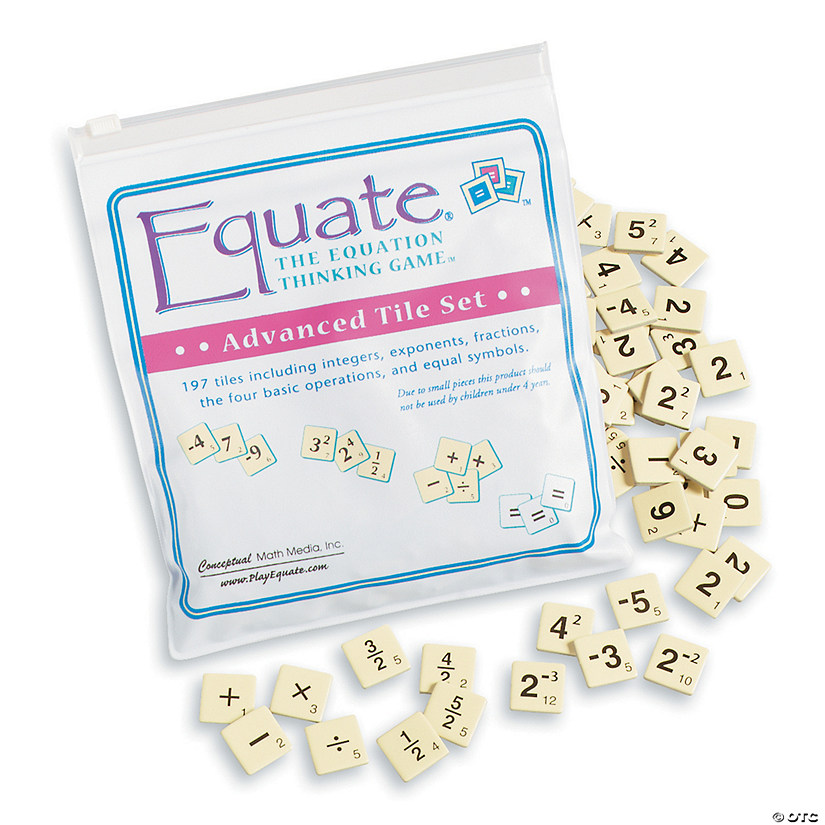 Equate Advanced Tile Set Audio Thumbnail