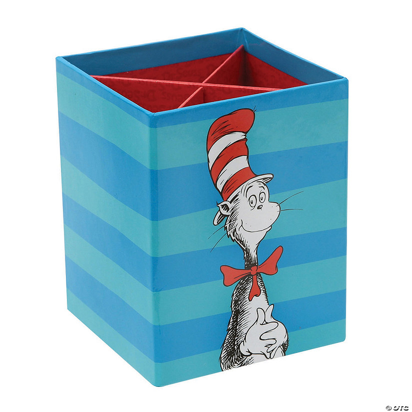Eureka<sup>&#174; </sup>Dr. Seuss<sup>&#8482;</sup> Classic Pen & Pencil Holder Audio Thumbnail