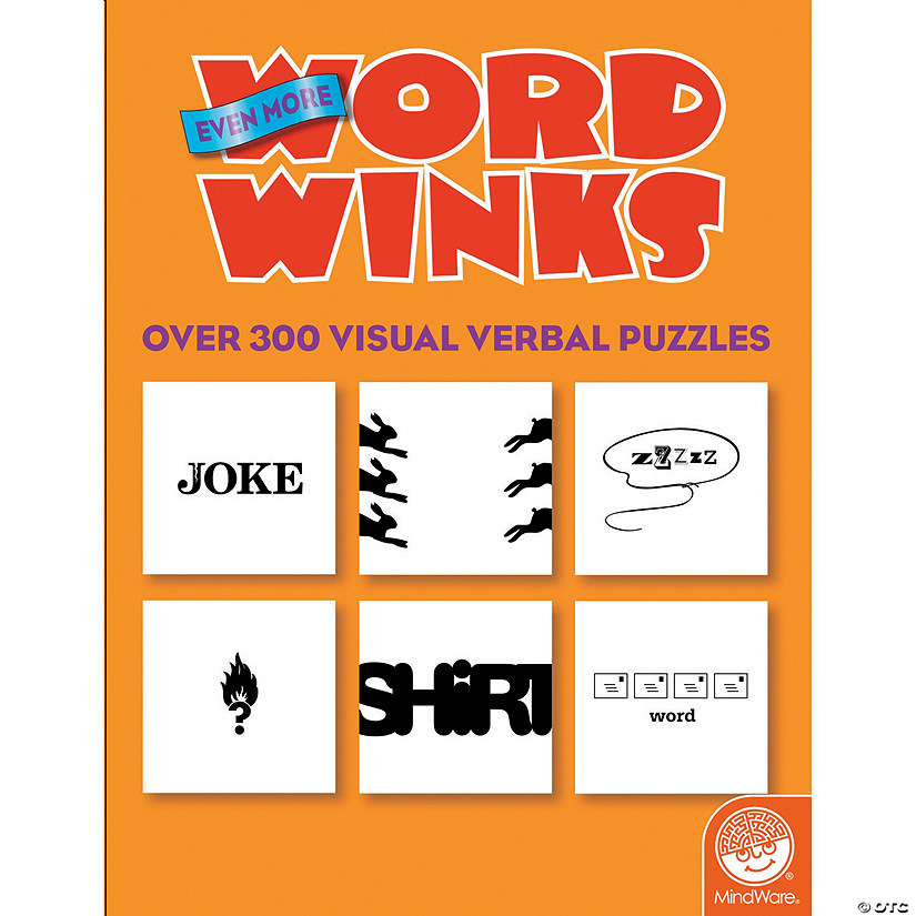 Even More Word Winks Image Thumbnail