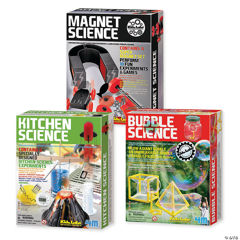 Everyday Science Kits: Set of 3 Image Thumbnail