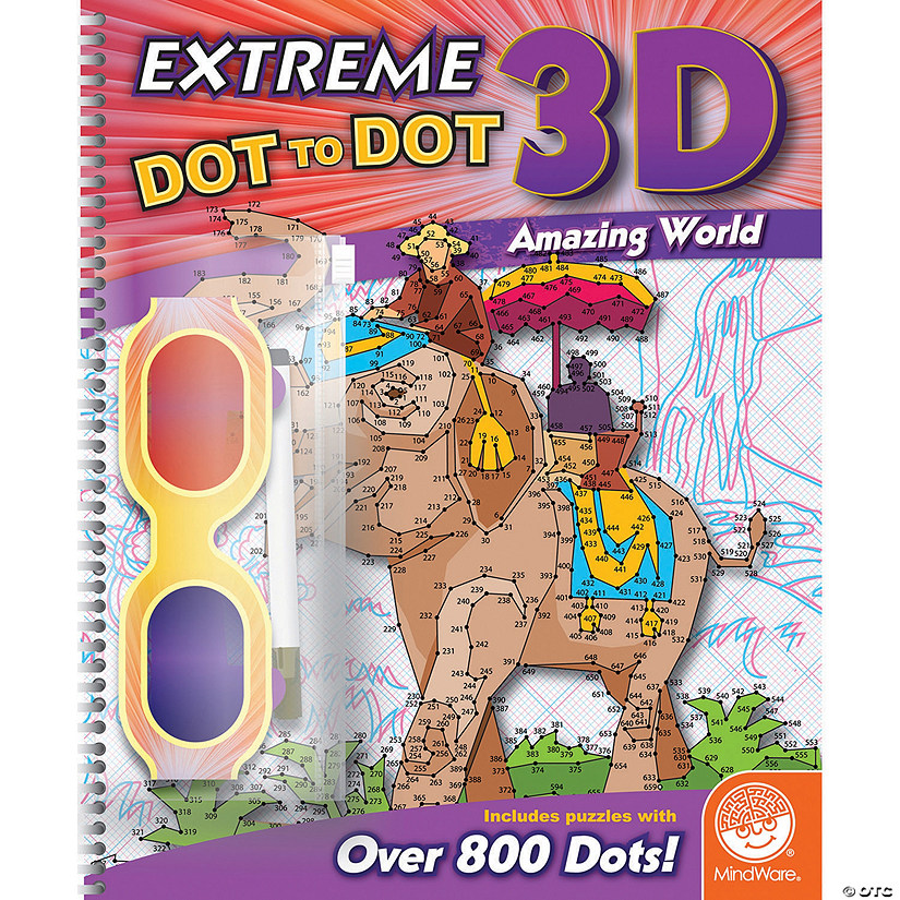 Extreme Dot To Dot 3D: Amazing World Audio Thumbnail