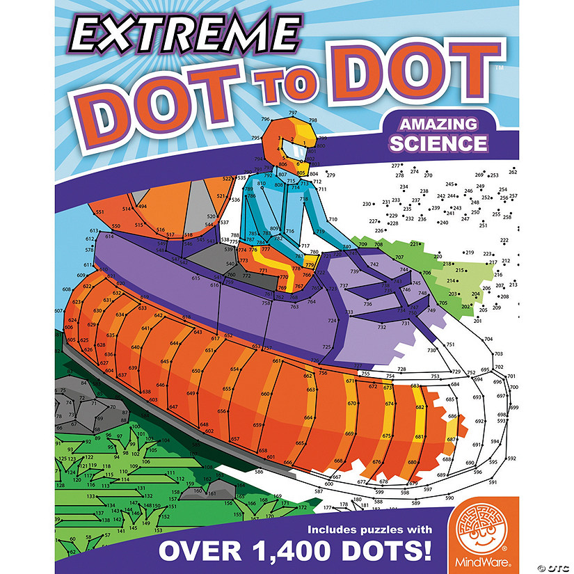 Extreme Dot to Dot: Amazing Science