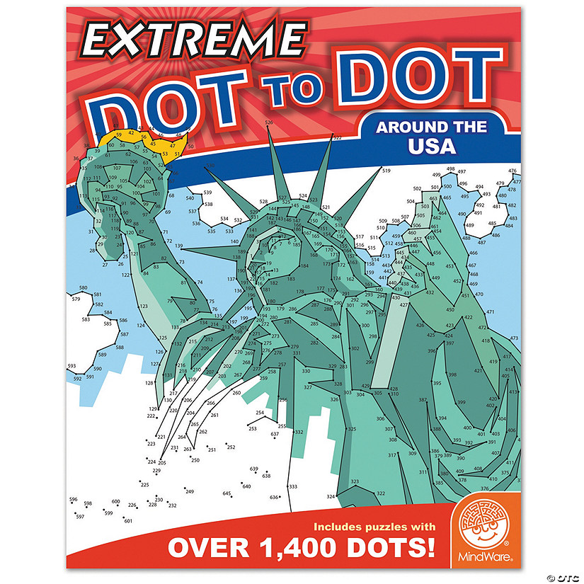 Extreme Dot to Dot: Around the USA Image Thumbnail