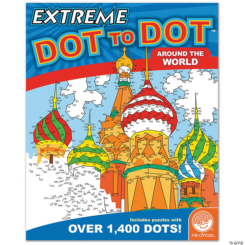 Extreme Dot to Dot: Around the World Image Thumbnail