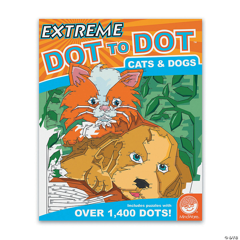 Extreme Dot to Dot: Cats & Dogs Image Thumbnail