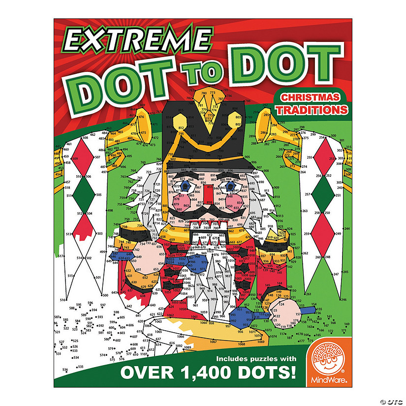 Extreme Dot to Dot: Christmas Traditions Image Thumbnail