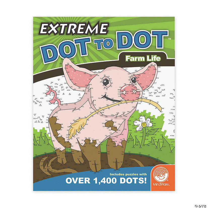 Extreme Dot to Dot: Farm Life Audio Thumbnail