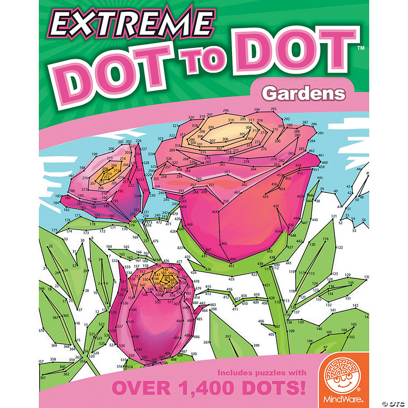 Extreme Dot to Dot: Gardens Audio Thumbnail